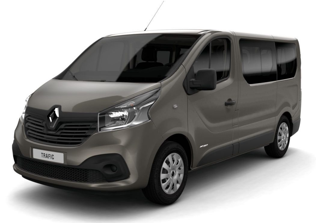 Mini Bus 9 places Renault Trafic L2H1