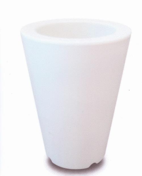 Vase conique lumineux